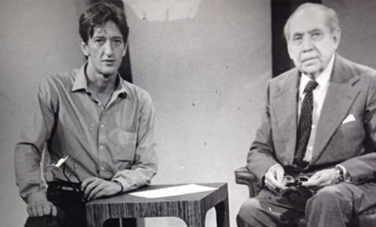 Henrique Lazo relata cómo fueron sus años de trabajo con Uslar Pietri