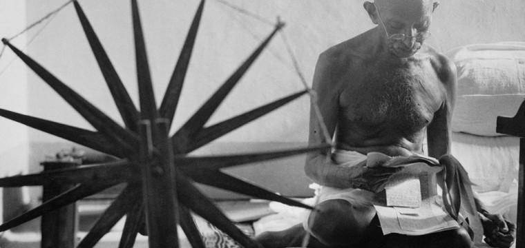 Hoy se celebra el Día Internacional de la No Violencia en honor a Mahatma Ghandi