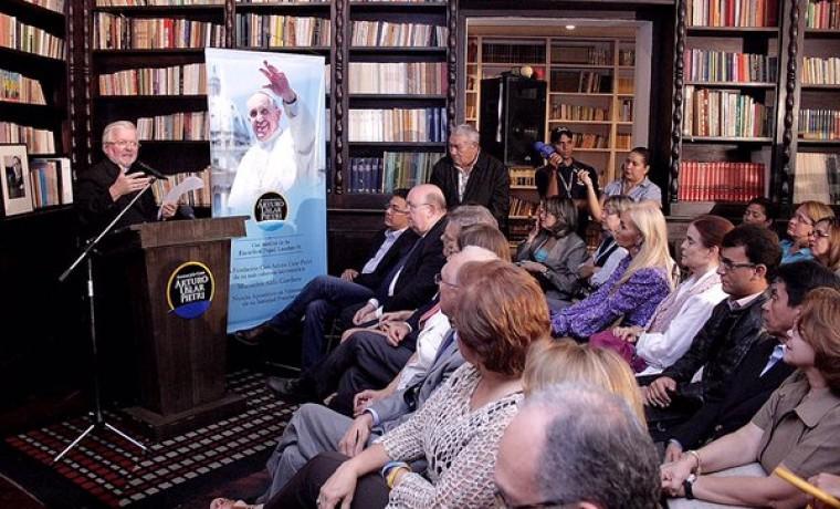 Conferencia del Nuncio Apostólico Aldo Giordano en nuestro 9no Aniversario