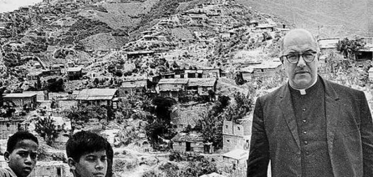 José María Vélaz, fundador de Fe y Alegría (1910-1985)
