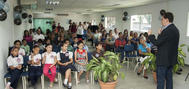 Fundación Arturo Uslar Pietri premia a 30 nuevos niños y  jóvenes escritores en el municipio Barinas