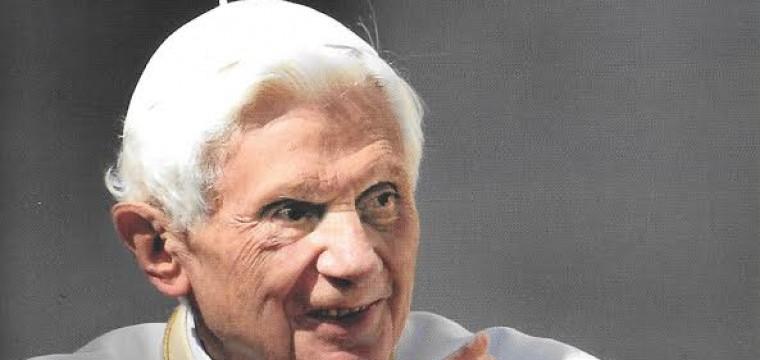 La última conversación de Benedicto XVI