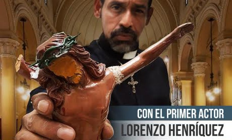 """Lorenzo Henríquez presenta """"Mi Cristo Roto"""" en Casa Uslar Pietri"""