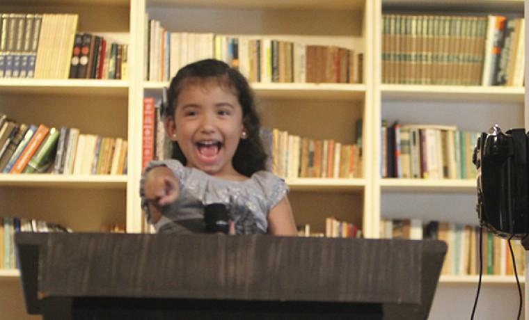 Taller: Imagen, voz y dicción para niños