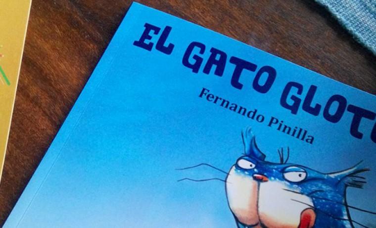 Pinilla llega con su nuevo cuento infantil