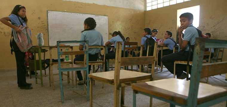 #CiudadALápiz: La condena educativa, por Antonio Ecarri Angola