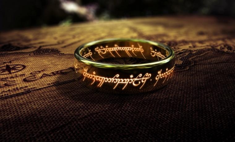 El señor de los anillos, por Alexis Aponte