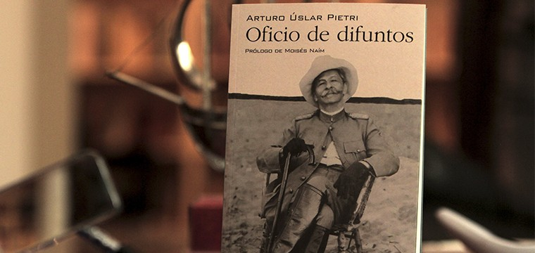 El Gómez de Uslar Pietri, por Ricardo Gil Otaiza