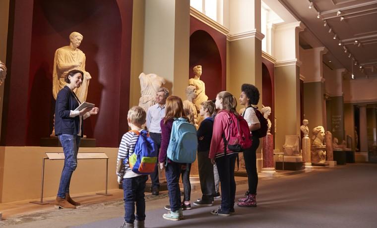 Un museo en tu colegio: una experiencia de aprendizaje en Historia del Arte con realidad aumentada